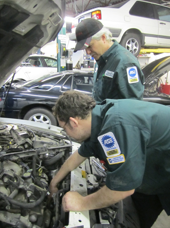 Five reasons to have your car repaired where it was diagnosed