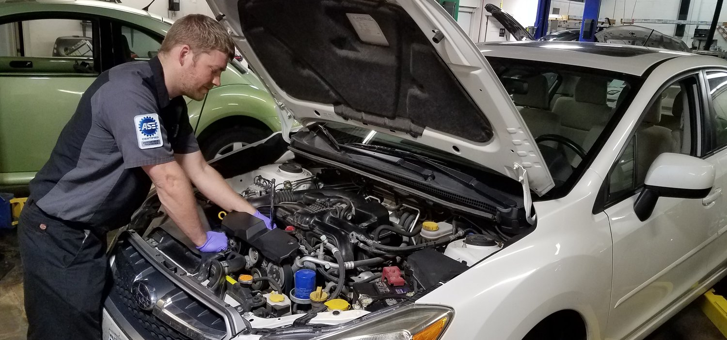 Engine Repair Overland Park - New Concept Auto Service